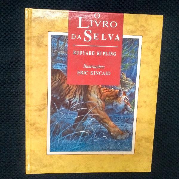 O livro da selva - rudyard kipling