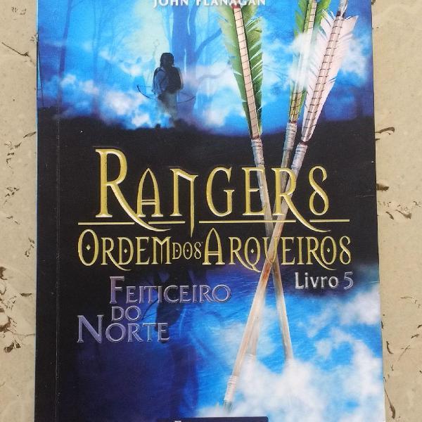 Rangers ordem dos arqueiros: feiticeiro do norte