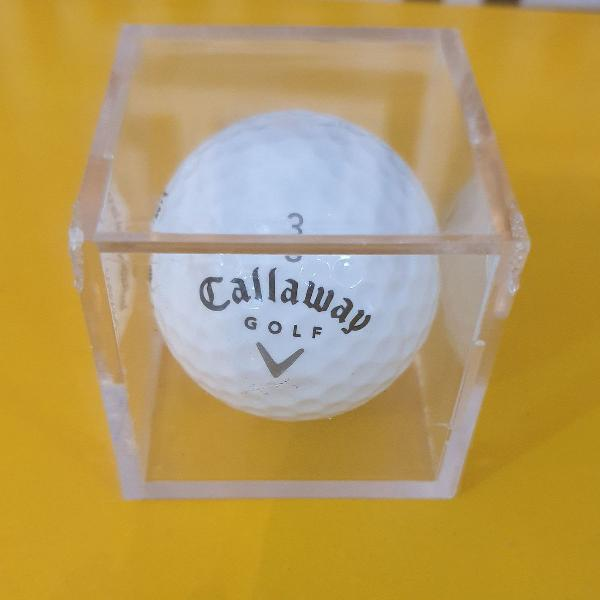 Bola de golfe callaway número 3 cathy walters international