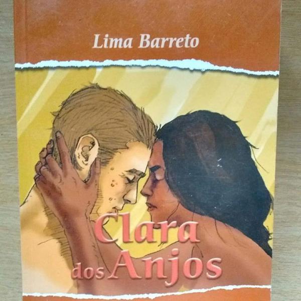 Clara dos anjos - lima barreto - paulus edit. - 2008 - novo!