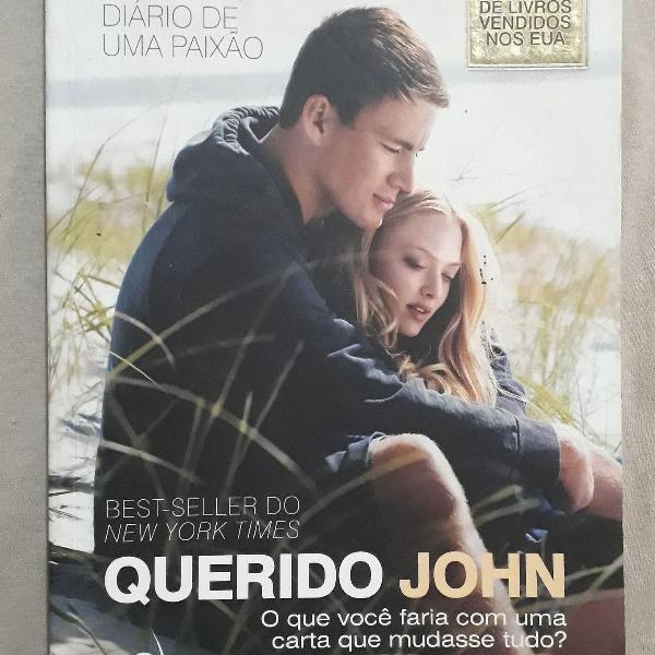 Livro querido john (autor:nicholas sparks)