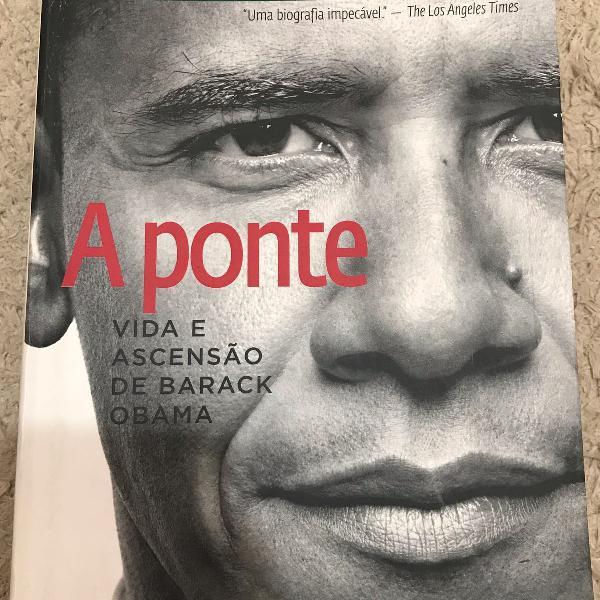Livro biografia barack obama