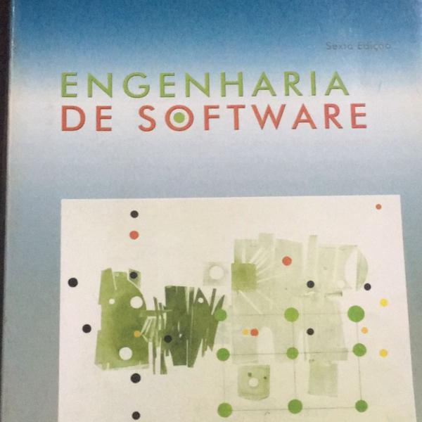 Livro engenharia de software - sexta edição