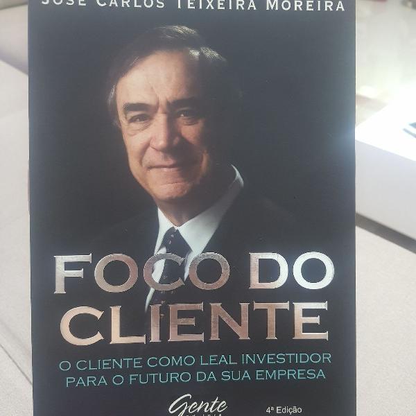 Livro foco do cliente