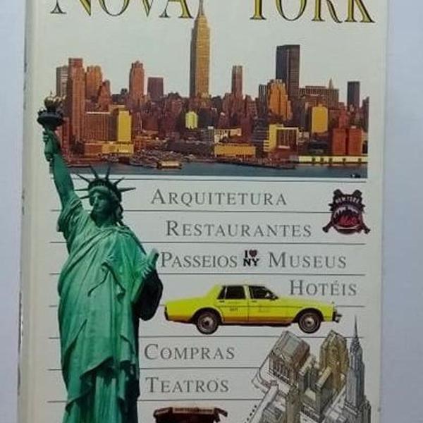 Nova york guia turístico visual