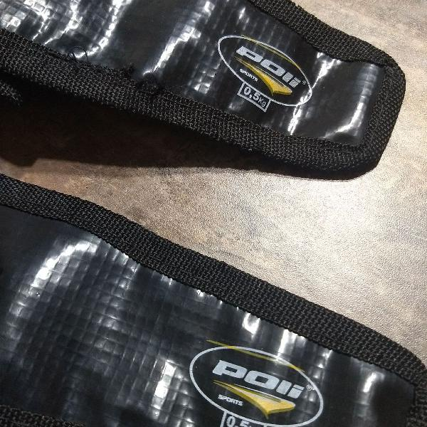 Peso para malhar perna