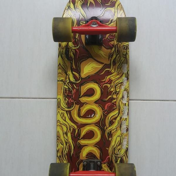 R$ 300 skate longboard profissional. imperdível