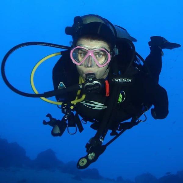 Regulador para mergulho