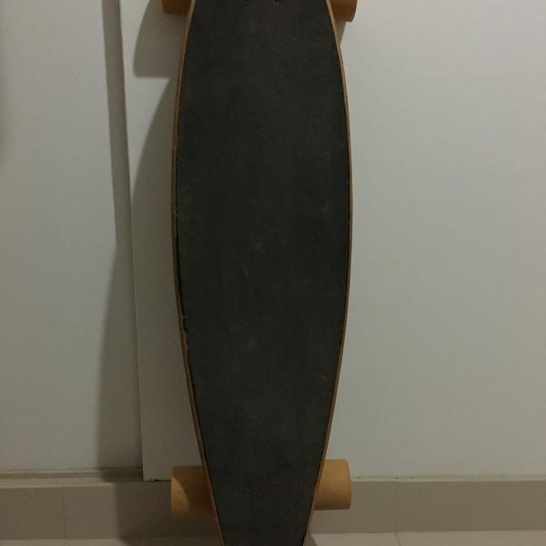 Skate longboard + luvas