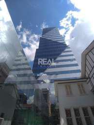 Sala para alugar no bairro lourdes, 130m²