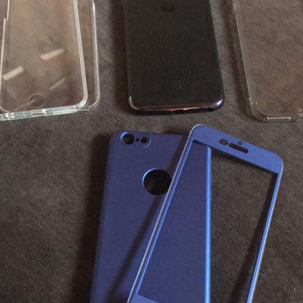 4 capas para iphone 6s plus