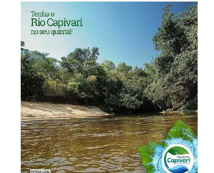 Condomínio de chácaras águas do capivari