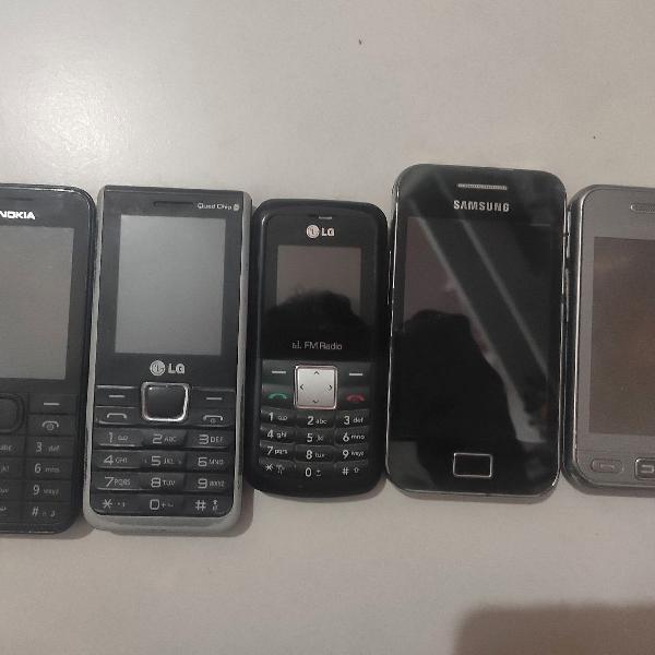 Carcaça celulares