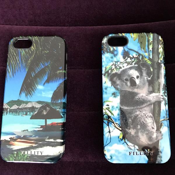 Case para iphone 5/5s