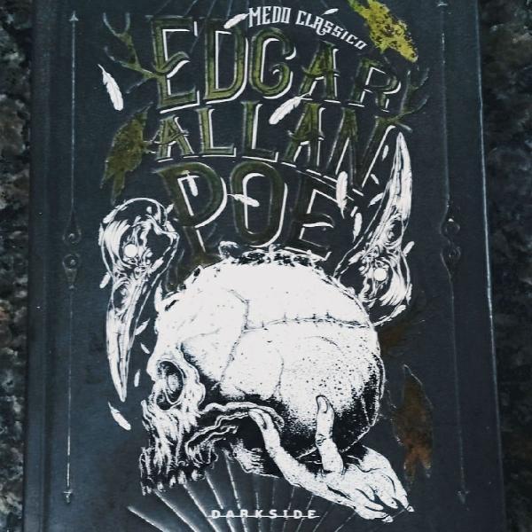 Edgar allan poe - medo clássico - vol 1