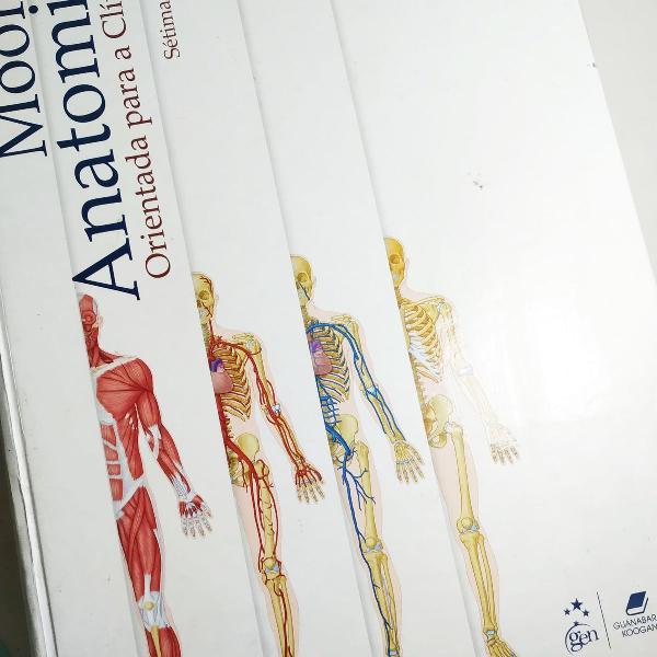 Anatomia clínica moore 7 edição