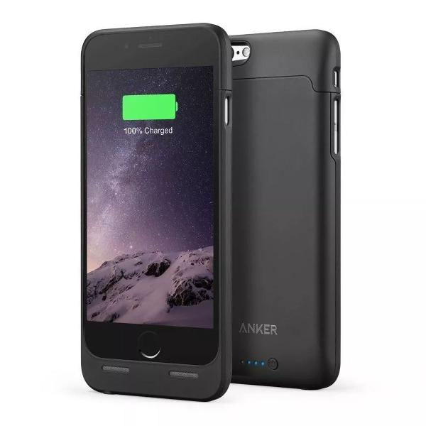 Bateria externa anker ultra slim iphone 6 6s capa 2
