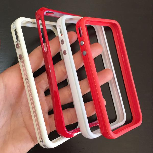 Bumpers capa iphone 4 4g 4s