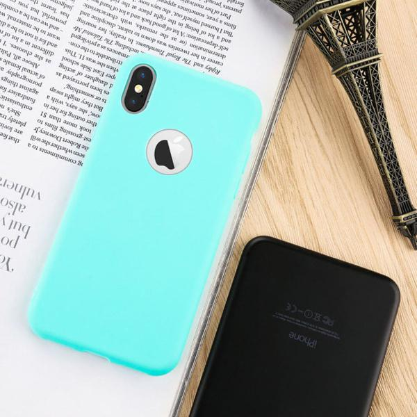 Capa capinha case tpu ultra fina iphone x 10 barata