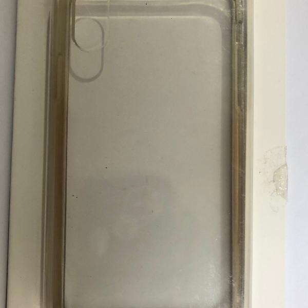 Capa iphone xs / x iplace, classic series, transparente