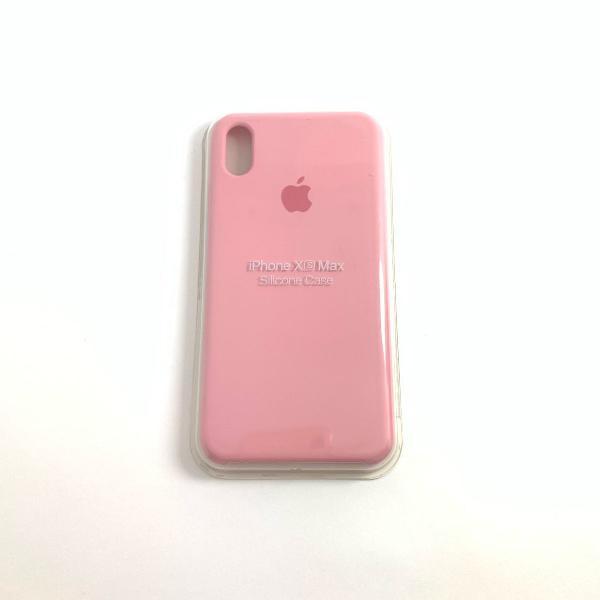 Capa para iphone xs max - rosa bebê