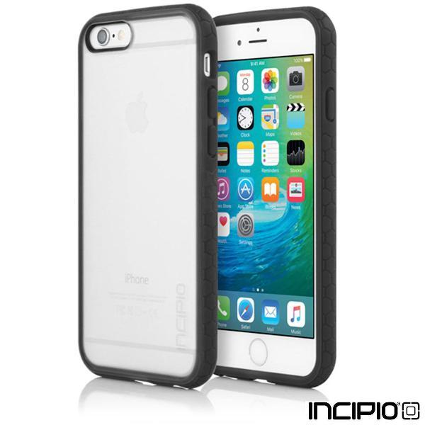 Capa para iphone 6 e 6s de policarbonato transparente e