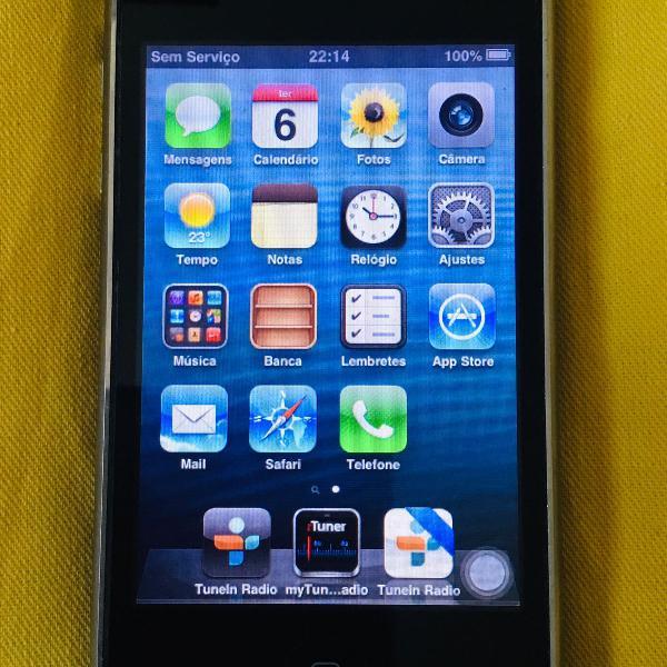Iphone 3gs 8gb (raridade)
