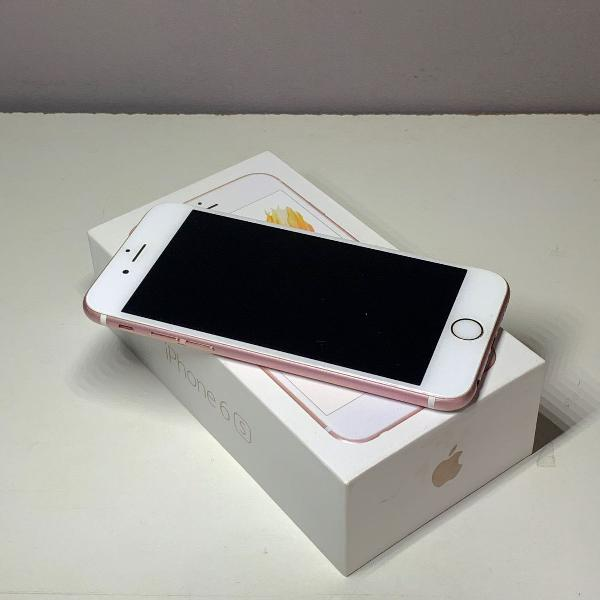 Iphone 6s ouro rosé 32gb