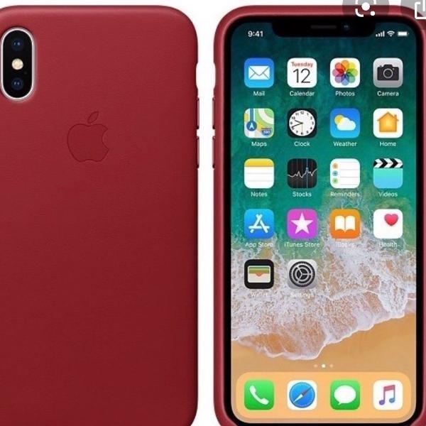 Iphone x 256 giga com 1 ano de uso