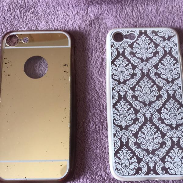 Kit capinhas/case/capas iphone 7