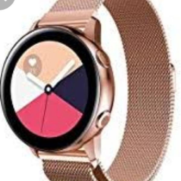 Samsung watch rosê