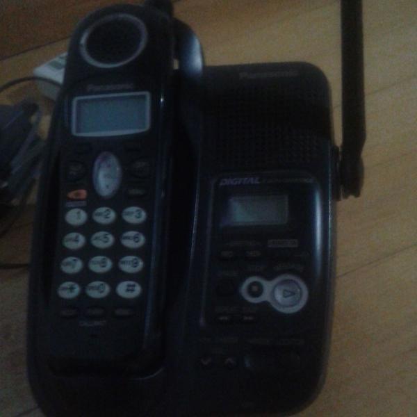 Telefone sem fio panasonic kx-tg2343