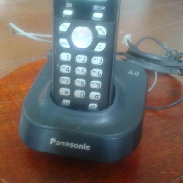 Telefone sem fio panasonic modelo kx-tg1381lb