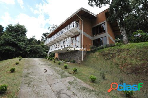 Casa para venda no bairro nobre do Alto do Capivari.