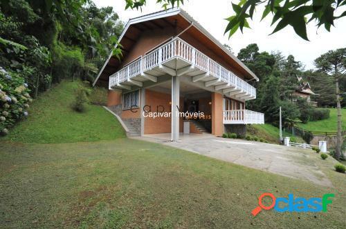 Casa para venda no bairro nobre do Alto do Capivari. 1