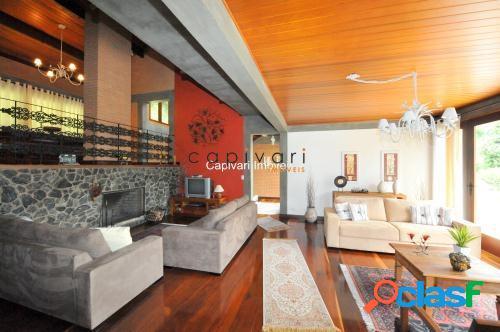 Casa para venda no bairro nobre do Alto do Capivari. 2