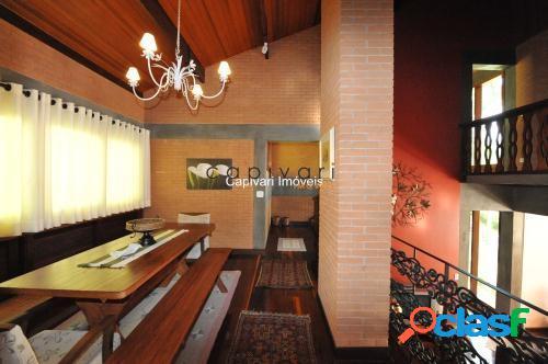 Casa para venda no bairro nobre do Alto do Capivari. 3
