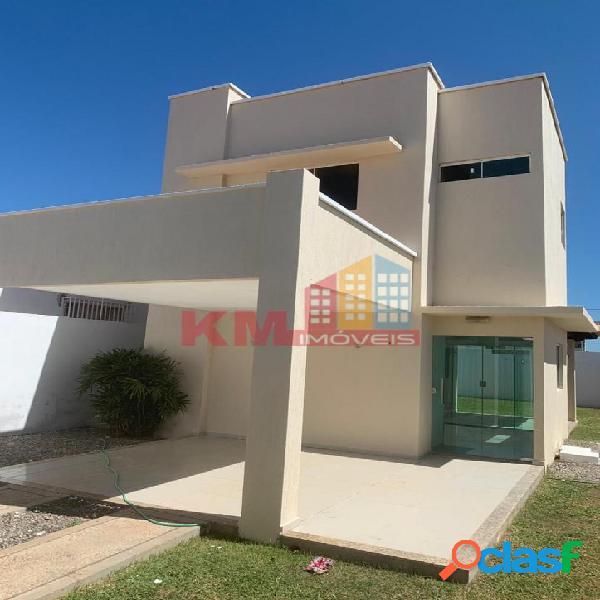 Vende-se ou aluga-se linda casa duplex no abolição iii