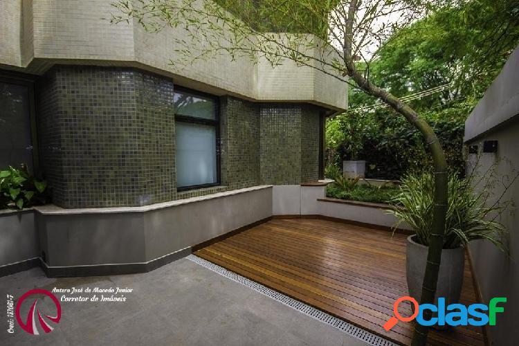 Apartamento duplex residencial / alto de pinheiros