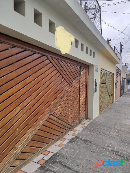 Excelente Sobrado de 3 Dormitórios à Venda na Moóca, São Paulo!