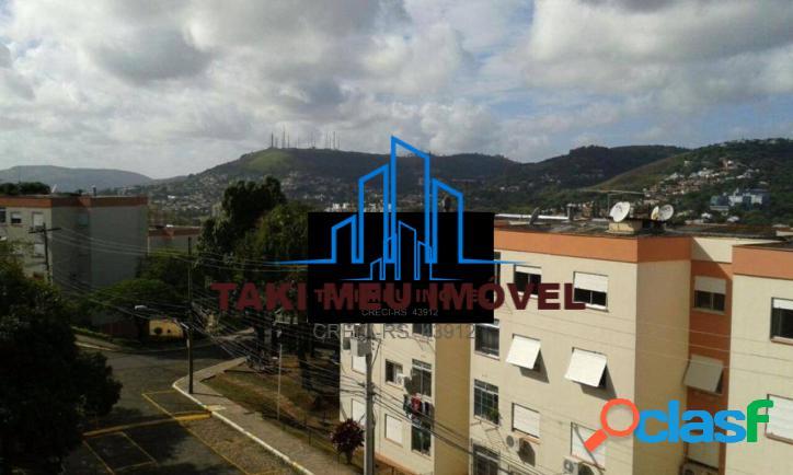 Apartamento com 2 quartos à venda, 52 m² por r$ 190.000