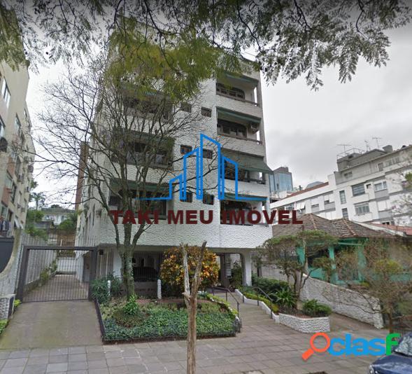 Mobiliado impecável apartamento 2 dorms, b. auxiliadora c/ garagem 320.000