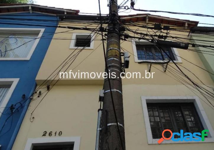 Escritório com 4 salas para aluguel no bairro pinheiros em são paulo - sp