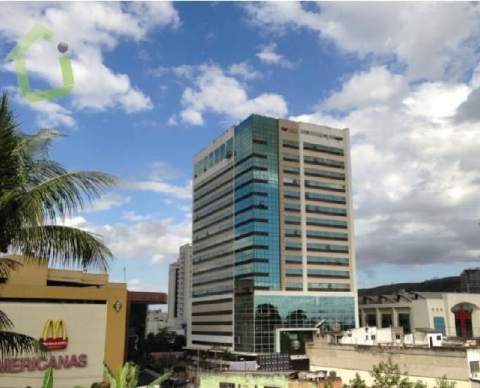 Aluguel - sala comercial no edifício top commerce