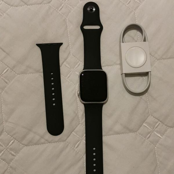 Apple watch 4 mais polar