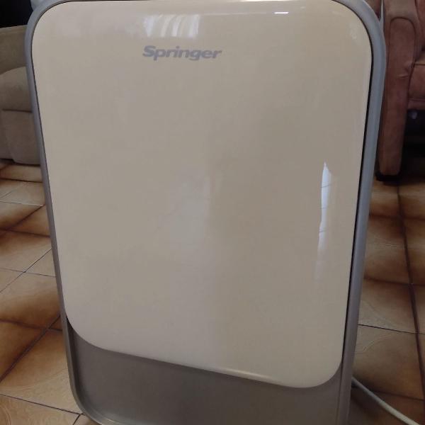 Ar condicionado portátil springer 127v 12000btu