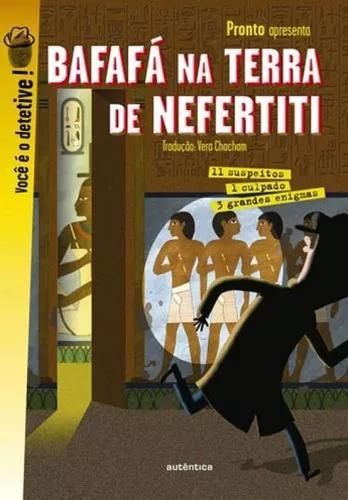 Bafafá Na Terra De Nefertiti