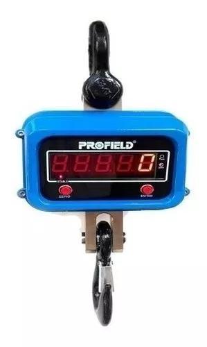Balança suspensa digital 2t 220v + controle bateria extra