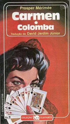 Carmen Colomba Livro Infanto Juvenil Prosper Mérimée