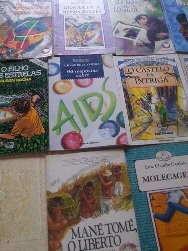 Coleção scipione 21 livros infanto juvenil (4879)